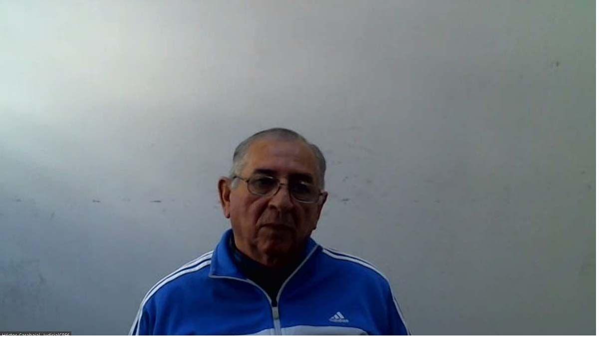 Segundo Carabajal. Foto gentileza Juicios Mendoza.