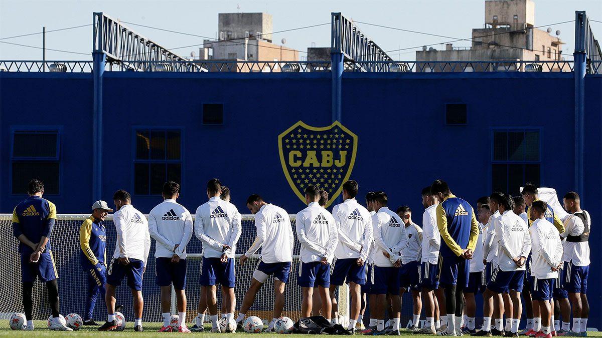 Boca: suplentes ante Patronato y todo frente al Santos