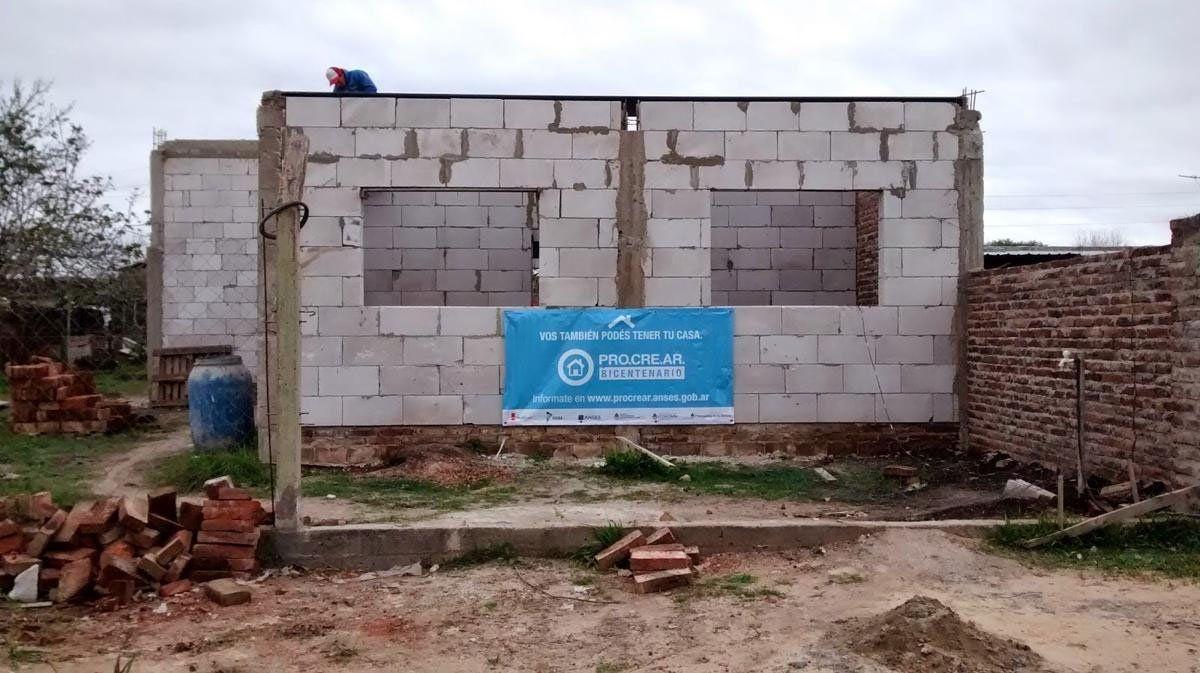 Nuevo Procrear: cómo es el programa Reconstruir para continuar la construcción de viviendas paralizadas