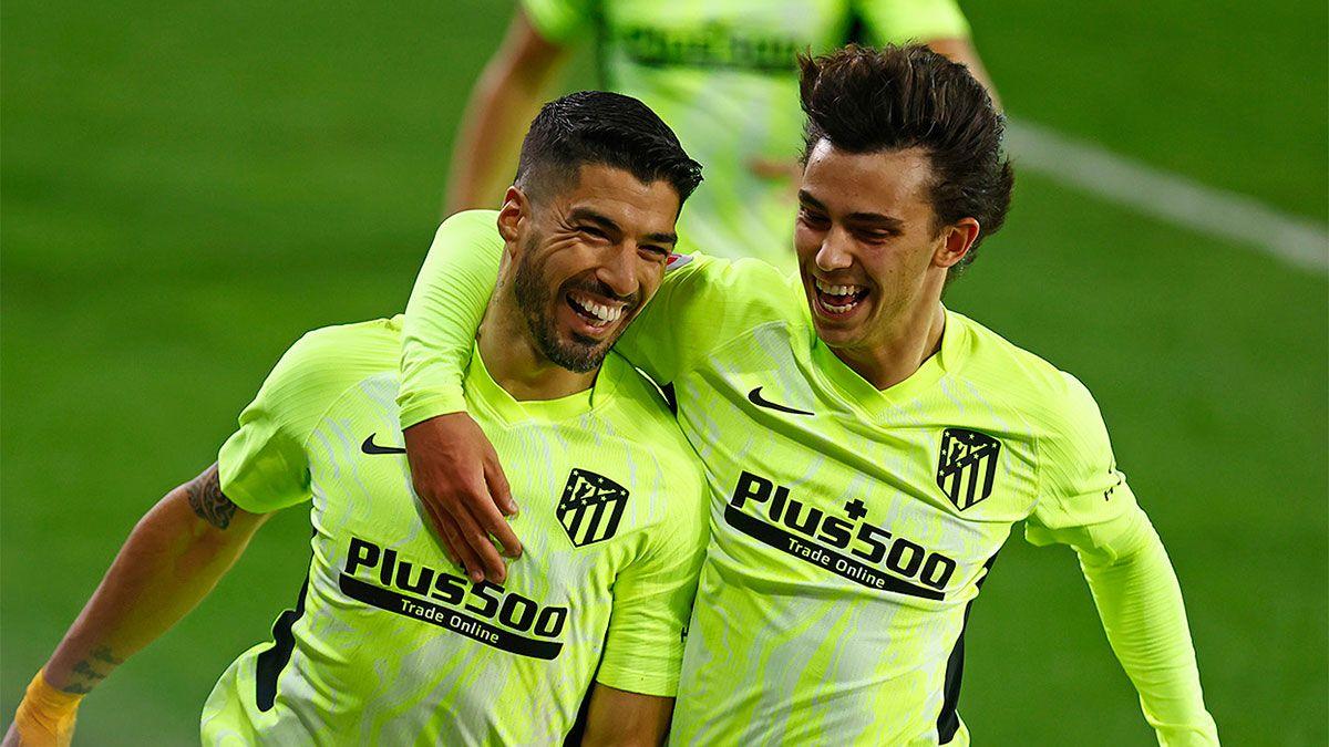 Atlético de Madrid ganó y sacó más ventaja en la cima