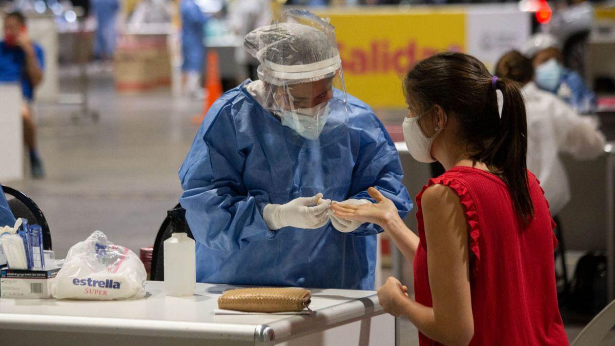 Coronavirus en Argentina. Los casos de este jueves fueron más de 14 mil.