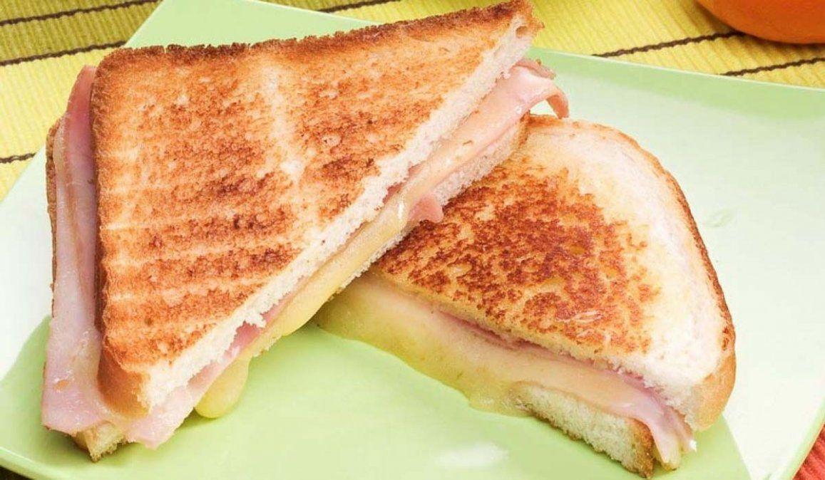 Receta de MasterChef: los secretos para hacer el mejor tostado de jamón y queso