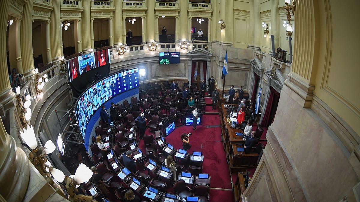 El Senado de la Nación volverá a sesionar este jueves para tratar el proyecto impulsado por el Gobierno de Emergencia Covid.