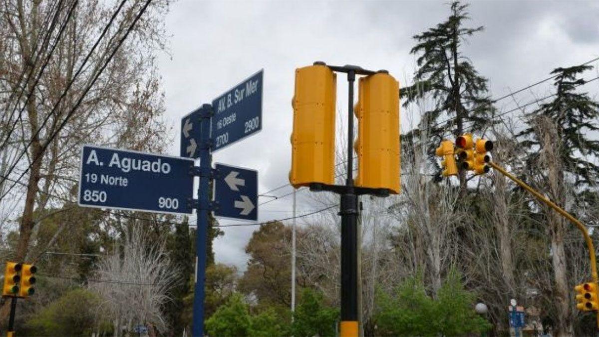 Mendoza tendrá una central de onda verde en los semáforos