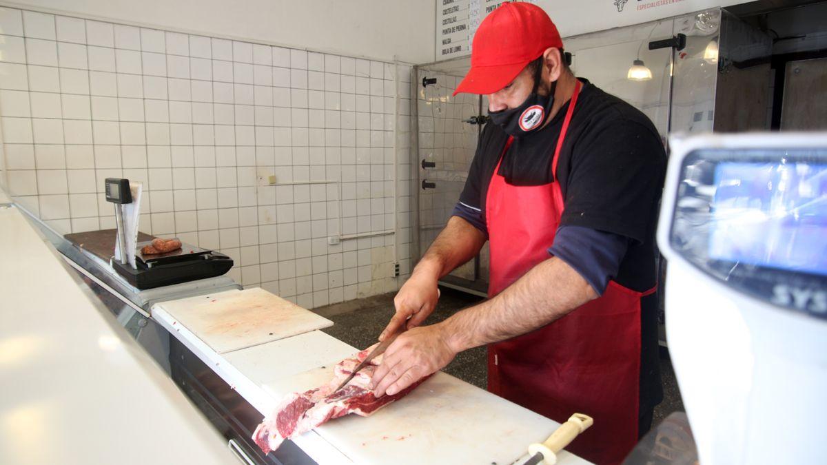 El precio de la carne tuvo un gran aumento en el último trimestre.
