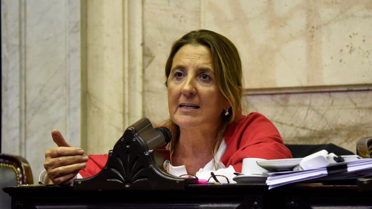 Claudia Najul se refirió a los anuncios del Gobierno sobre el decreto que cambiará la ley de vacunas para habilitar la compra de dosis de Pfizer, Moderna y Janssen.