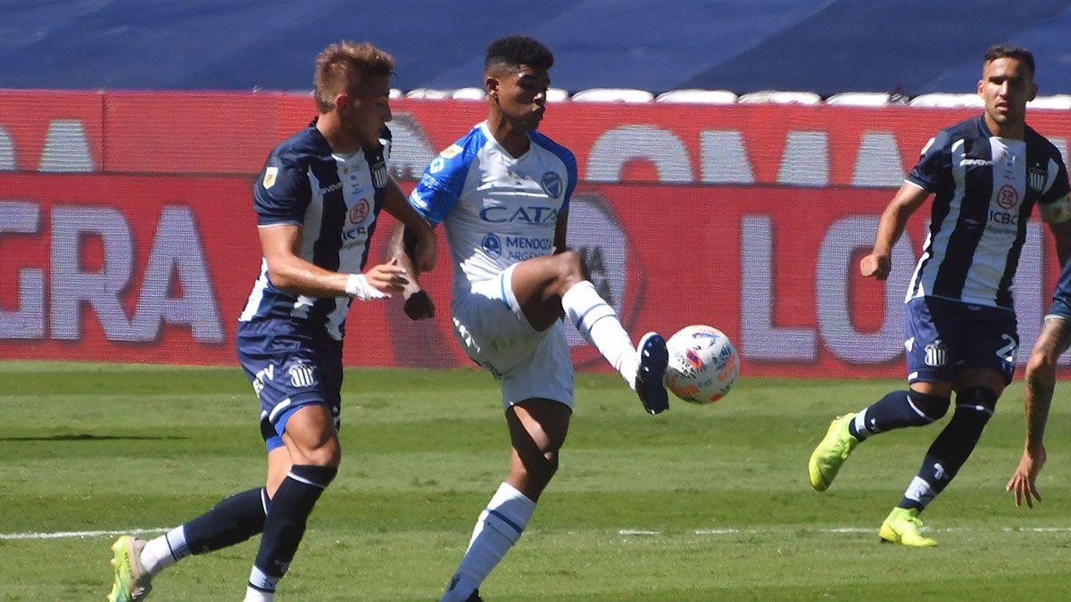 Wilder Cartagena: Salió un lindo gol