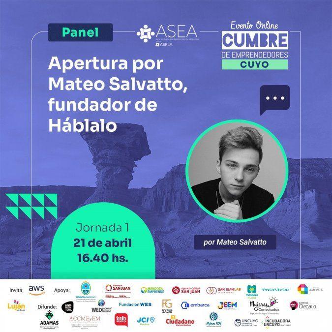 Se hizo la Cumbre de Emprendedores de Cuyo de ASEA