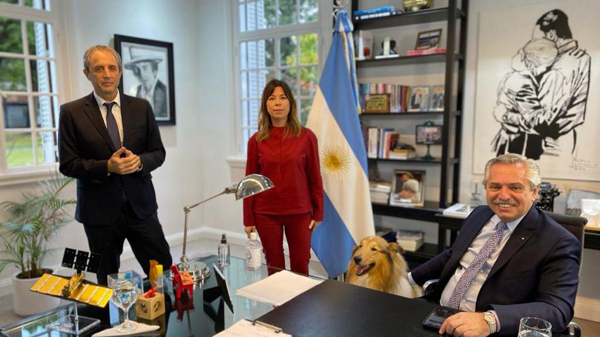 María ODonnell y Ernesto Tenembaum entrevistaron al Presidente.