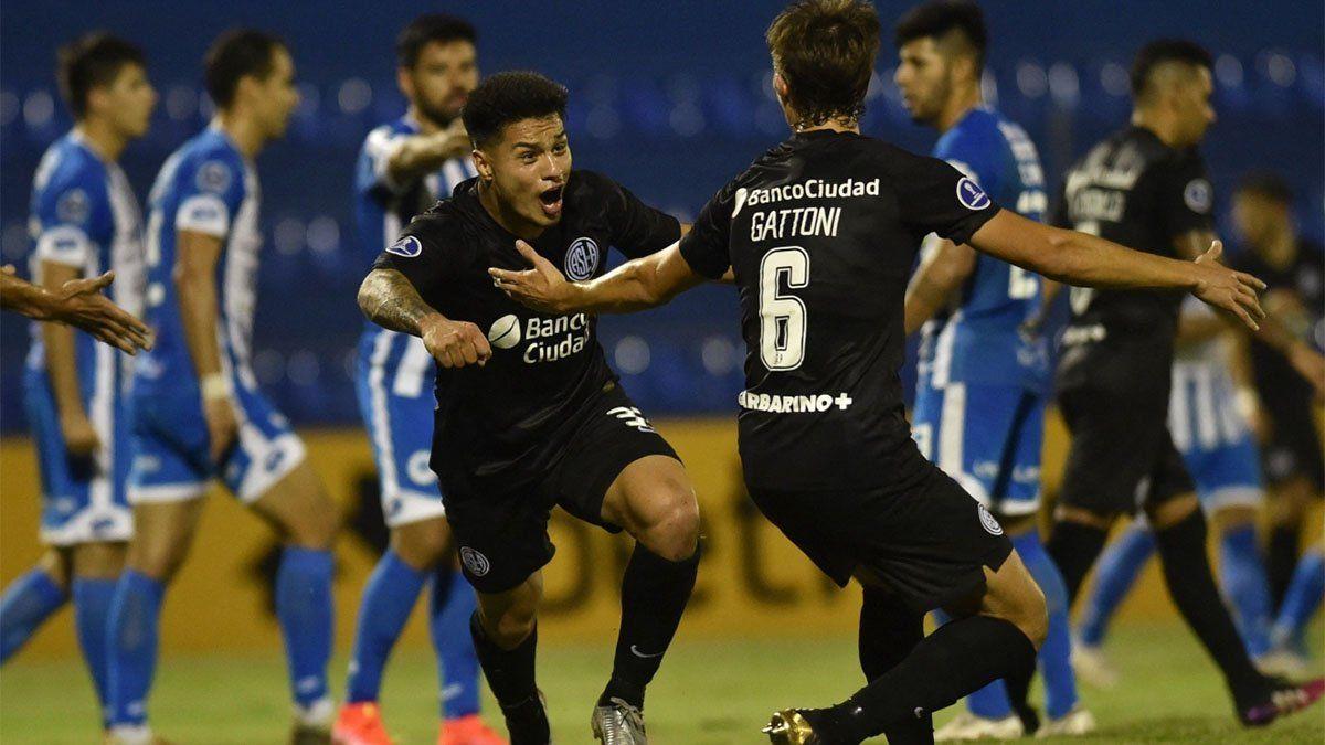 San Lorenzo ganó pero ya está afuera de la Copa