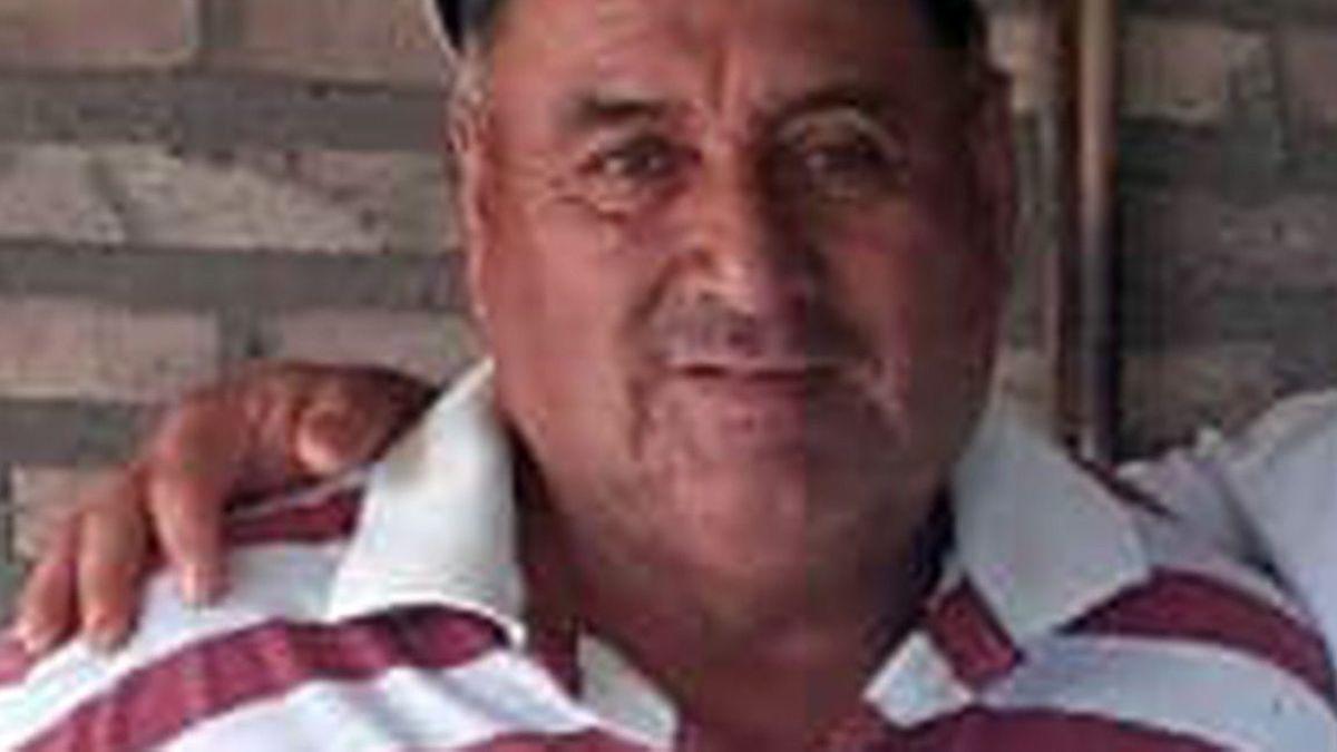 El cuerpo de Humberto Giménez fue encontrado semienterrado en un campo cercano al cruce de las rutas 143 y 190. Por su crimen