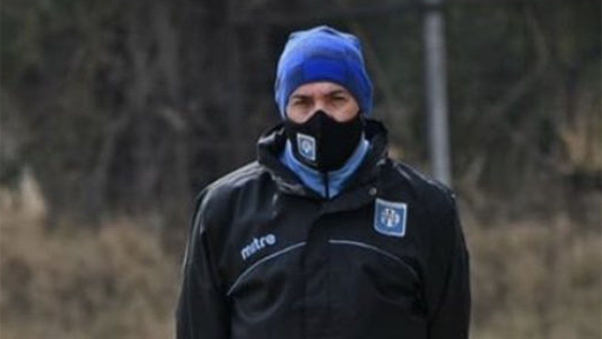 Marcelo Vázquez dijo que está bien de salud.