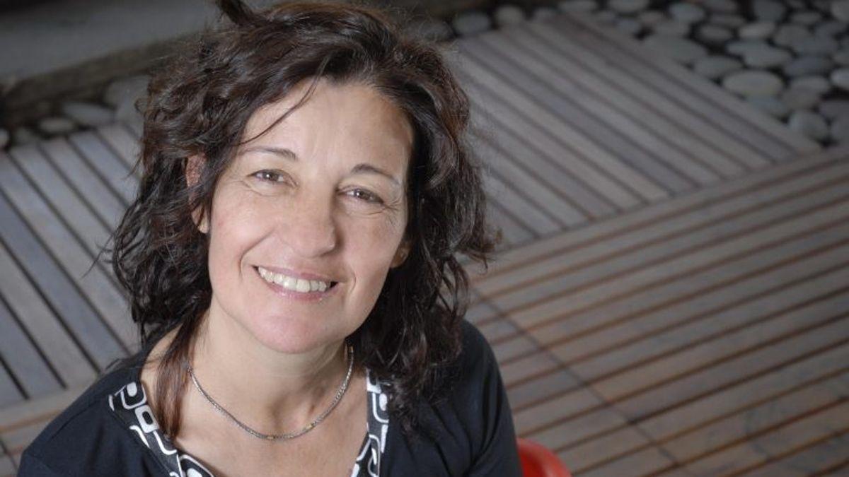La querida y recordada Liliana Bodoc.