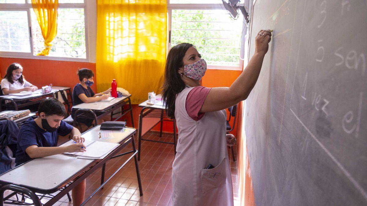 En Mendoza las clases presenciales no se modificarán por el momento.