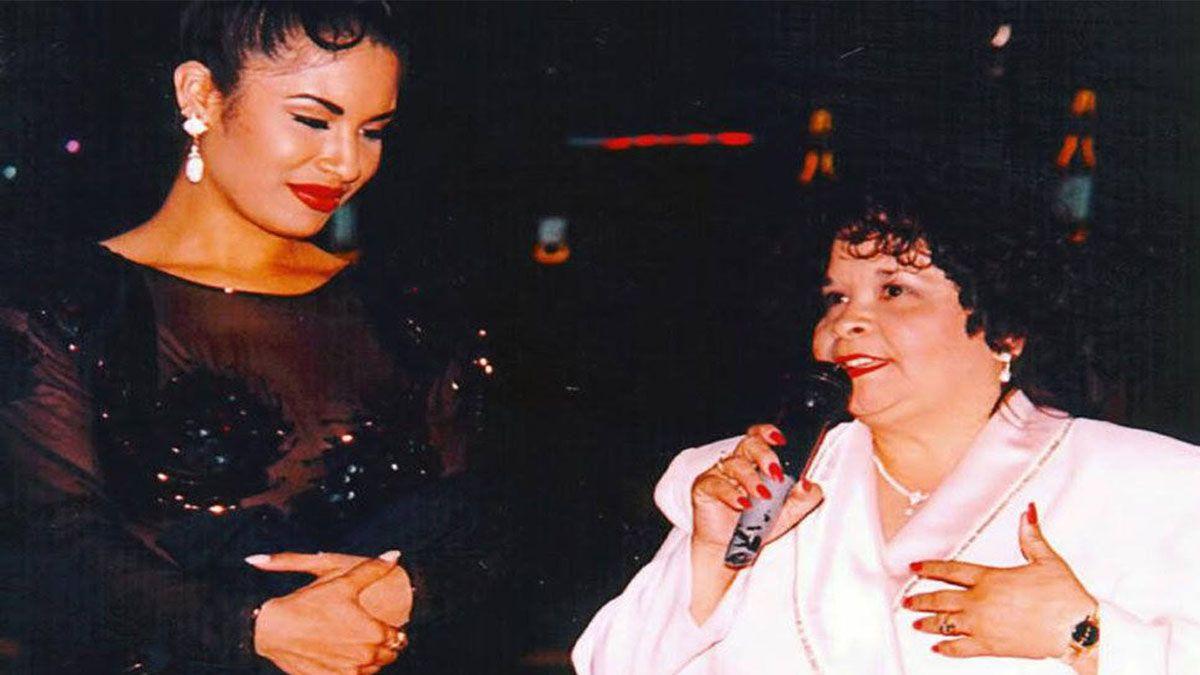 Selena y Yolanda.