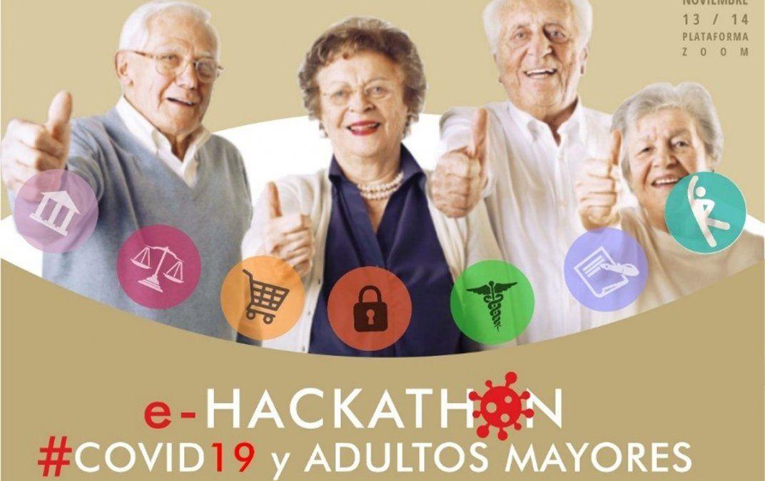 Hackatón: Covid -19 y adultos mayores