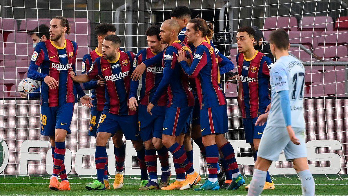 Lionel Messi alcanzó el récord de Pelé con 643 goles