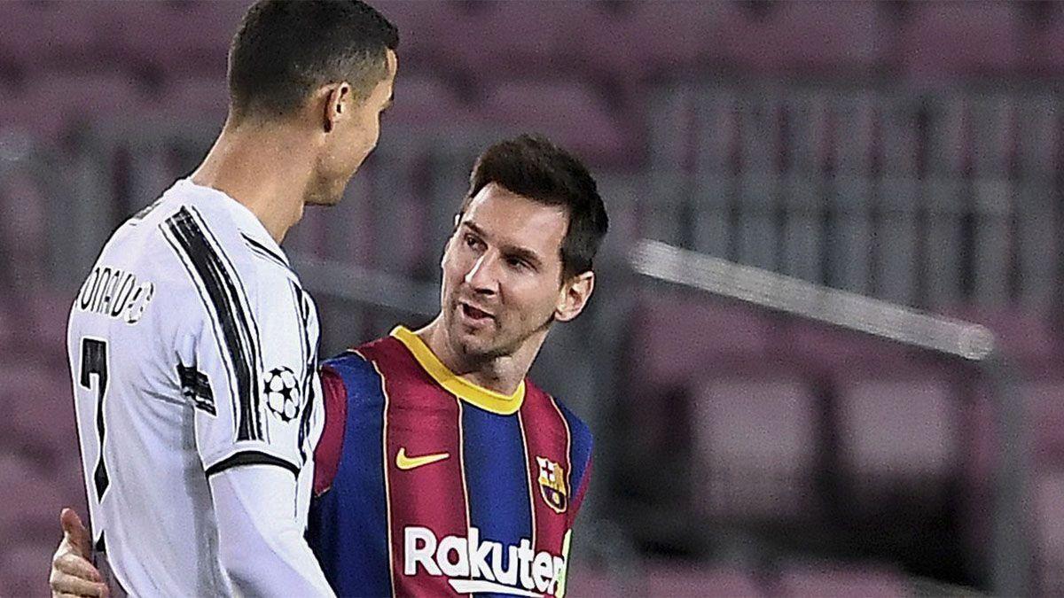 ¡Bomba! Queremos traer a Messi y Cristiano Ronaldo