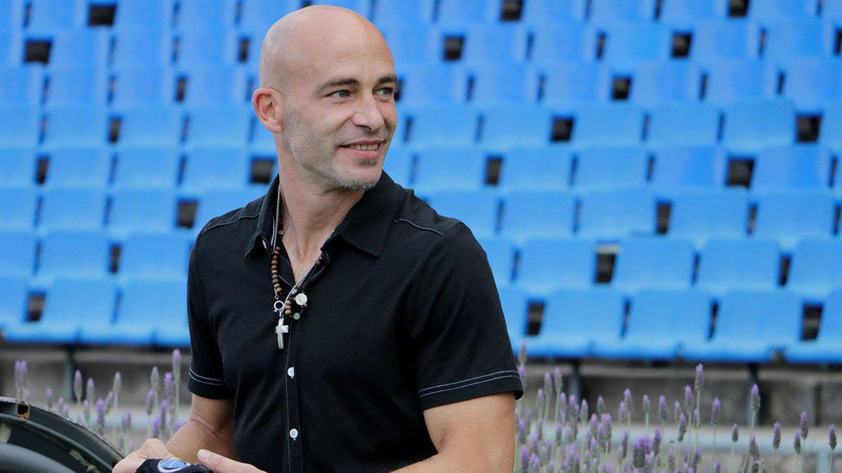 Sebastián Méndez se lamentó por la lesión de Renzo Tesuri.