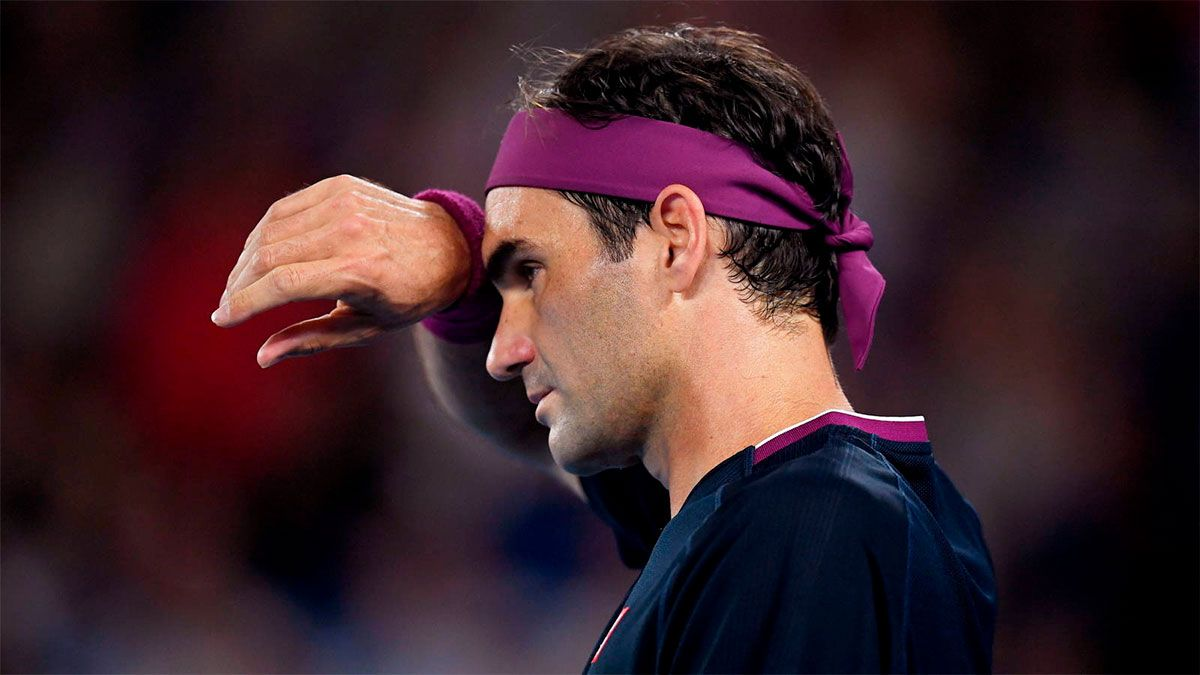 Roger Federer regresará al tenis en el Abierto de Australia