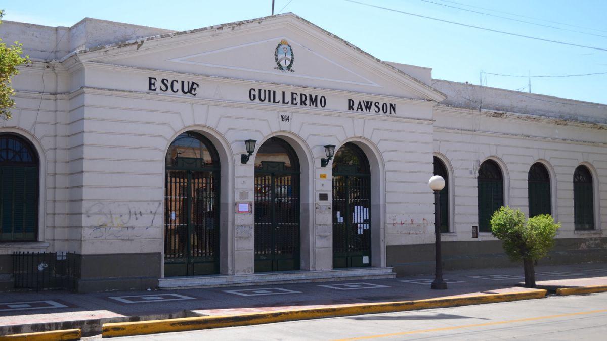 La escuela más antigua de Godoy CRuz