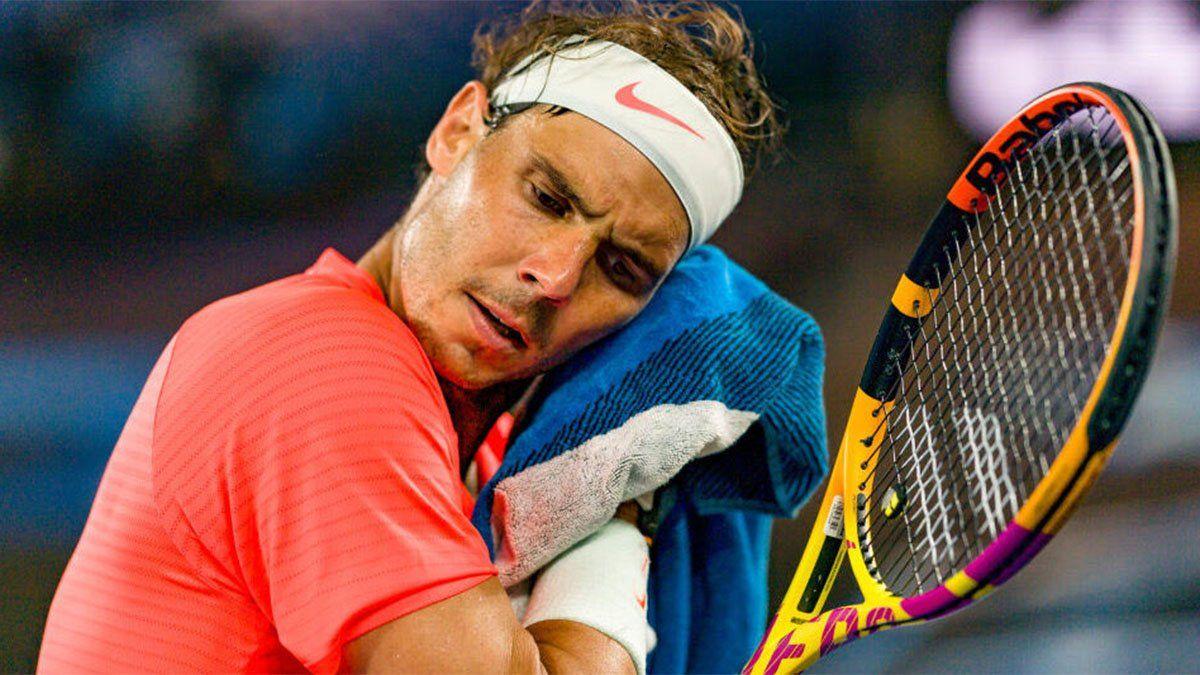 Rafael Nadal renunció al Masters 1000 de Miami