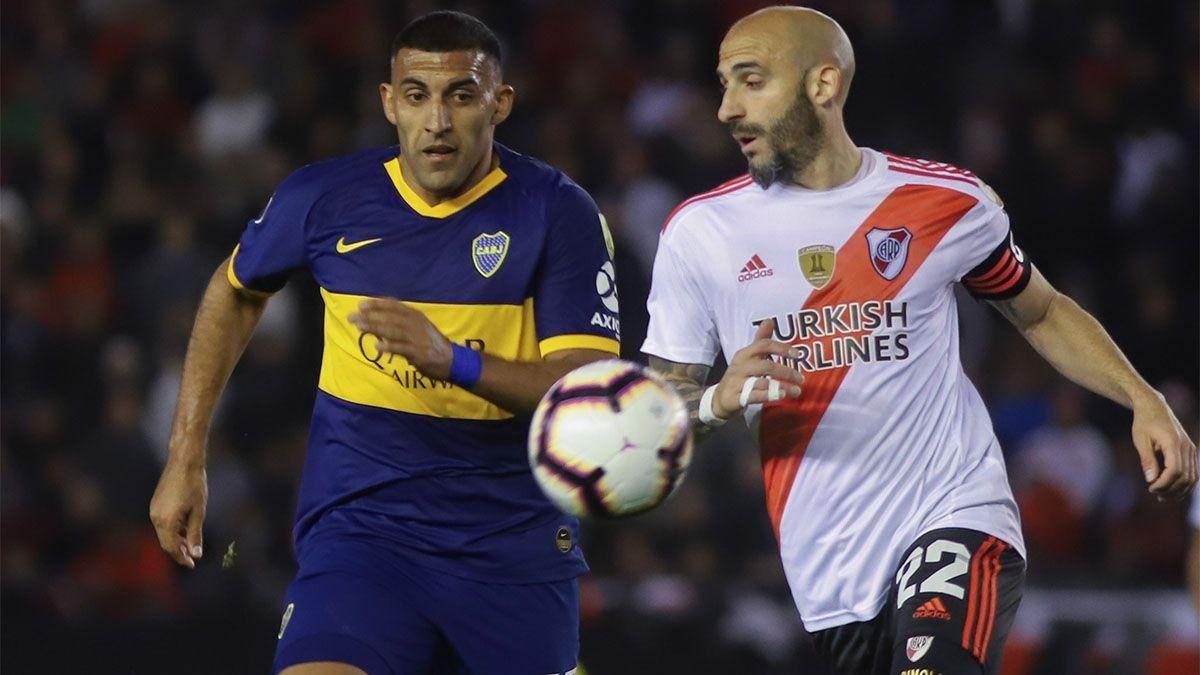Boca y River empiezan el 2021 con un mano a mano que puede repetirse en la Copa Libertadores.