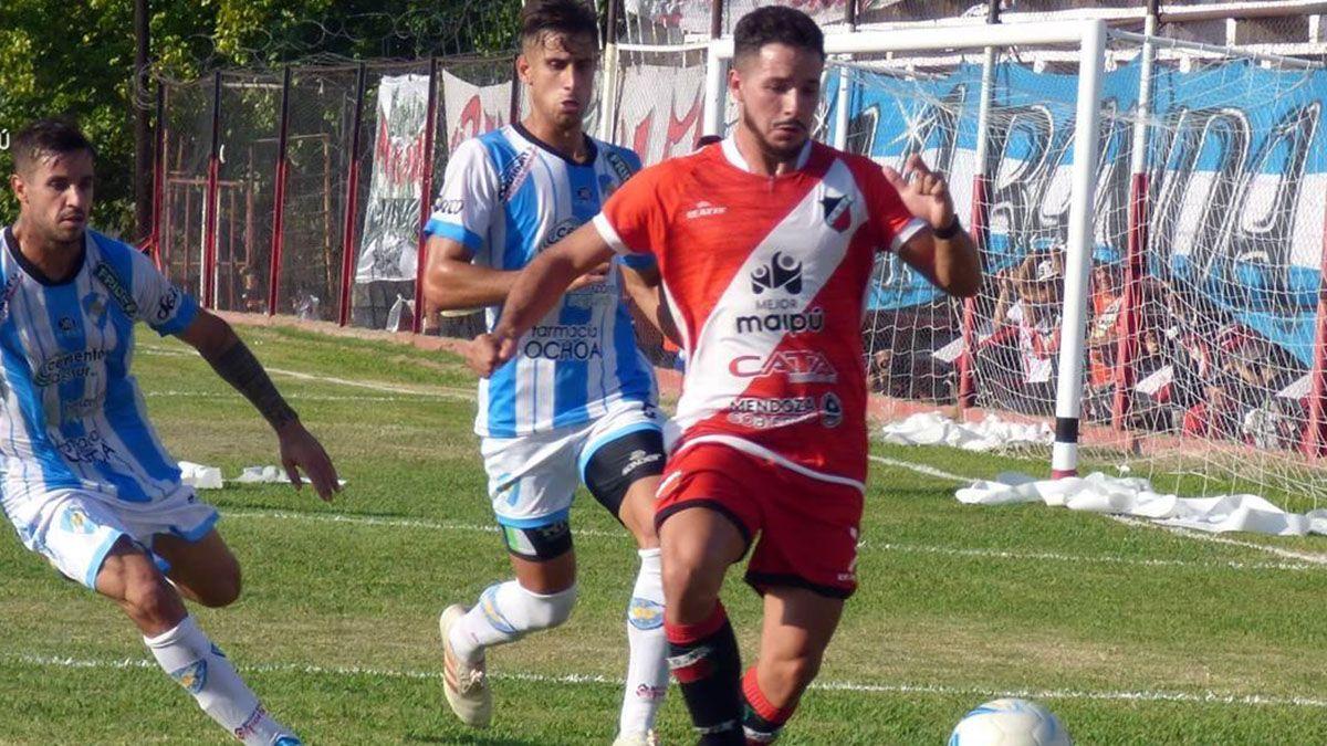 El goleador Matías Persia está ilusionado con el equipo que se ha armado.