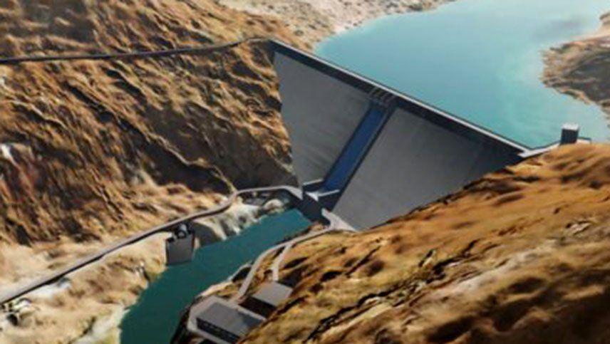 Respaldo de ex titulares de Irrigación a la obra de Portezuelo del Viento