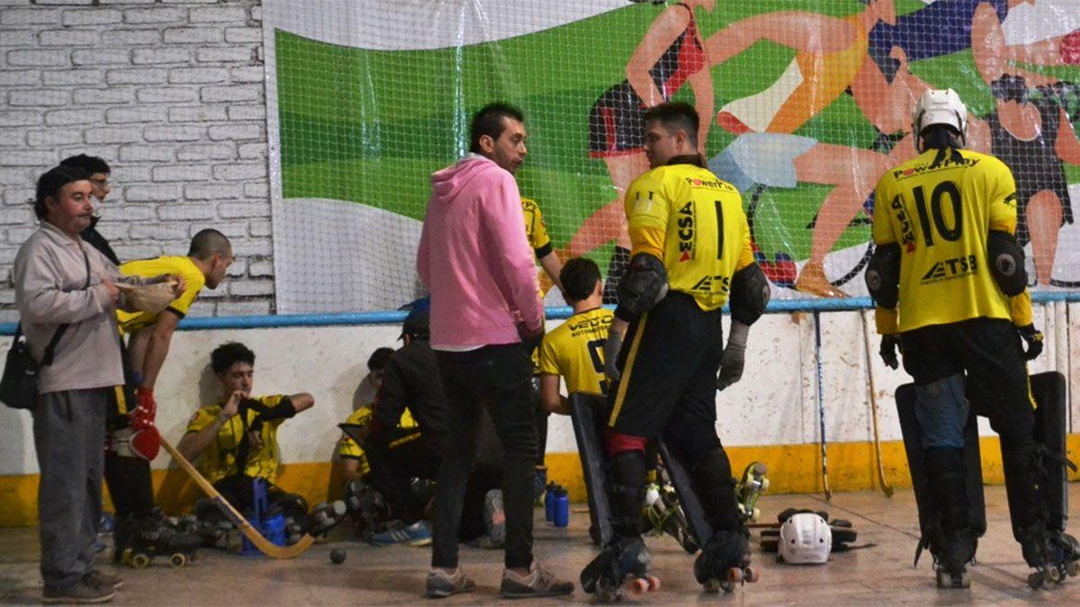Maipú/Giol y Palmira empataron en un partidazo