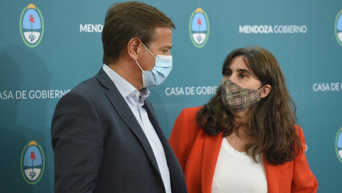 Nueva cuarentena: Suarez ultima detalles sobre cómo restringir la alta circulación de personas en Mendoza