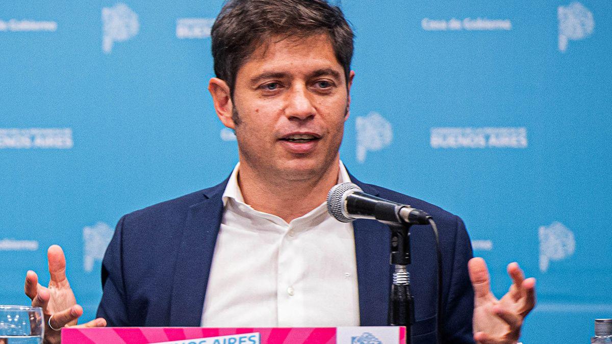 Kicillof afirmó que las vacunas contra el Covid que consiga las ofrecerá al Gobierno nacional para que las distribuya entre todas las provincias de la Argentina.