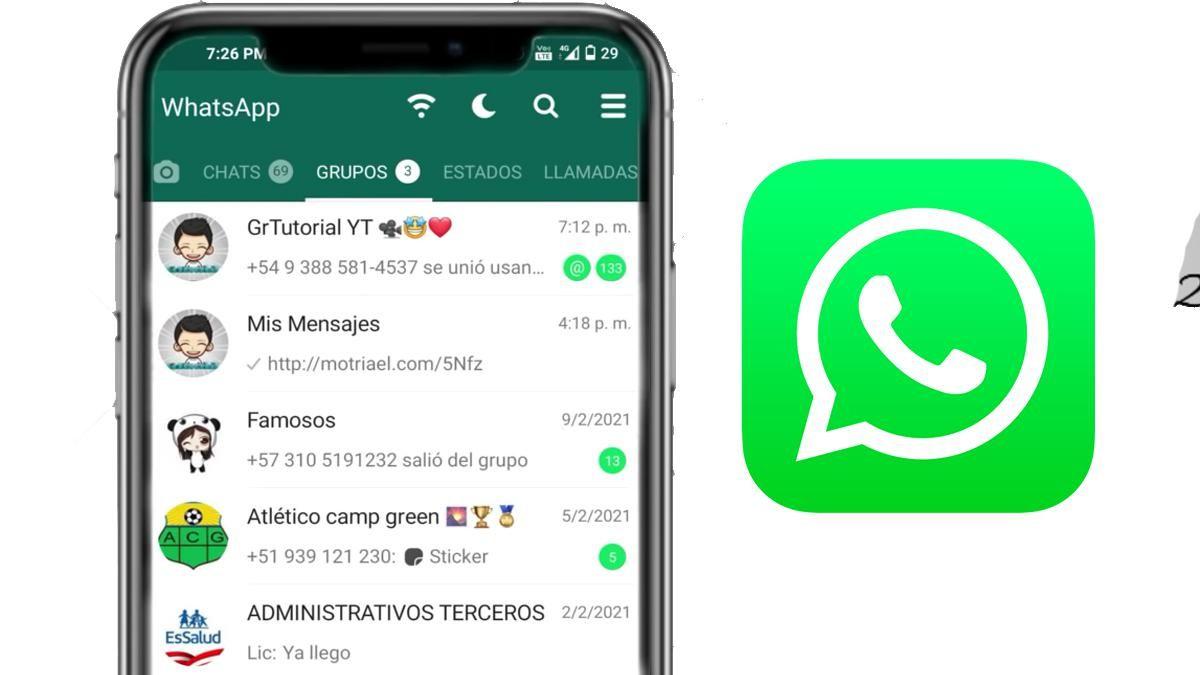 Tecnología. WhatsApp estrenará siete funciones muy esperadas.