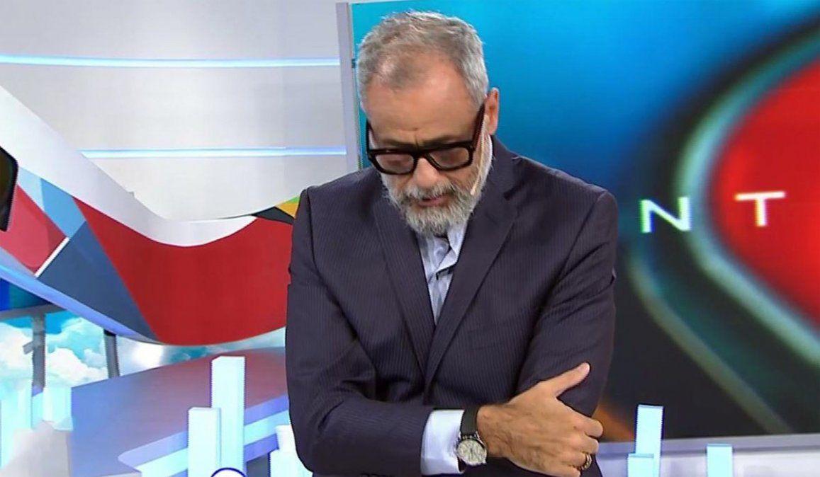 Jorge Rial: No creo que haya sido un buen padre