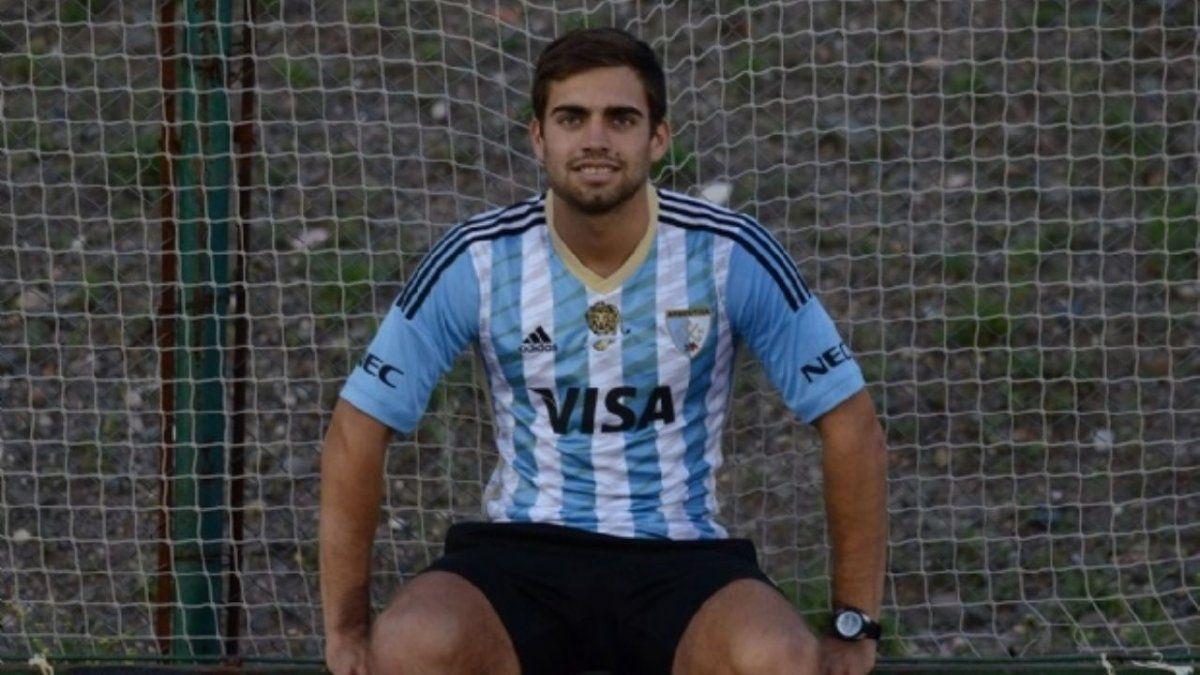 Los Leones, con Emiliano Bosso, se concentran pensando en los Juegos Olímpicos