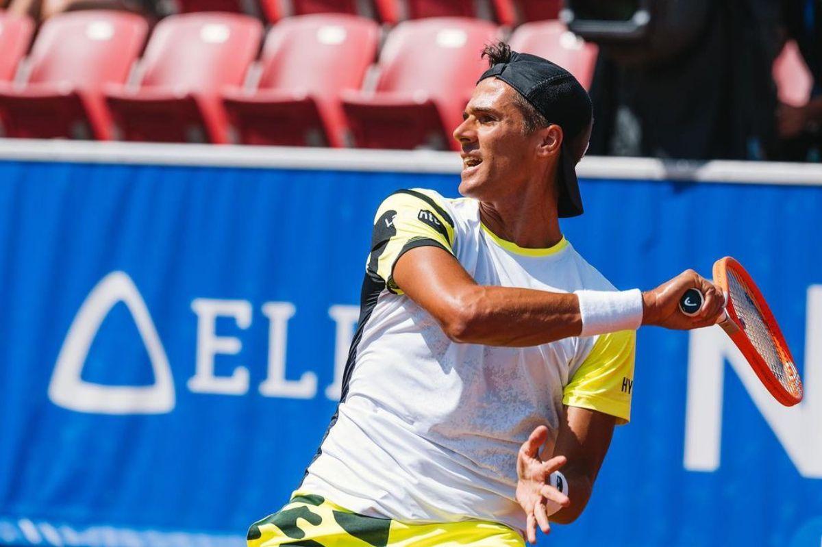 Federico Coria jugará su primera final en un torneo del ATP Tour.