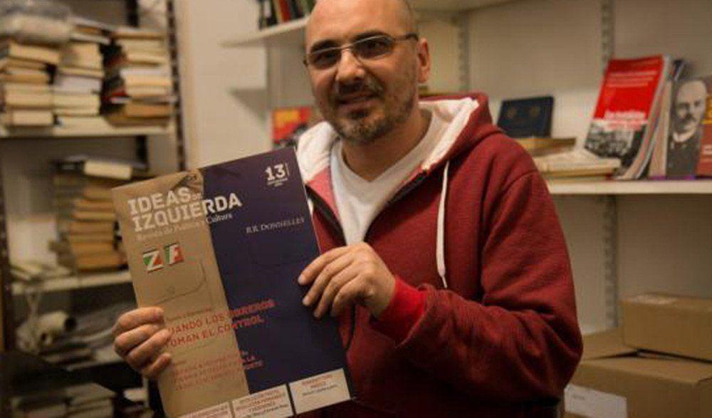 Director de La Izquierda Diario disertará esta tarde en la UNCuyo