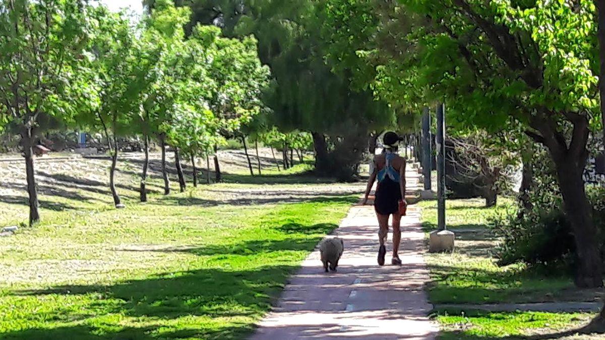 Pronóstico del tiempo en Mendoza: domingo de sol antes de las tormentas