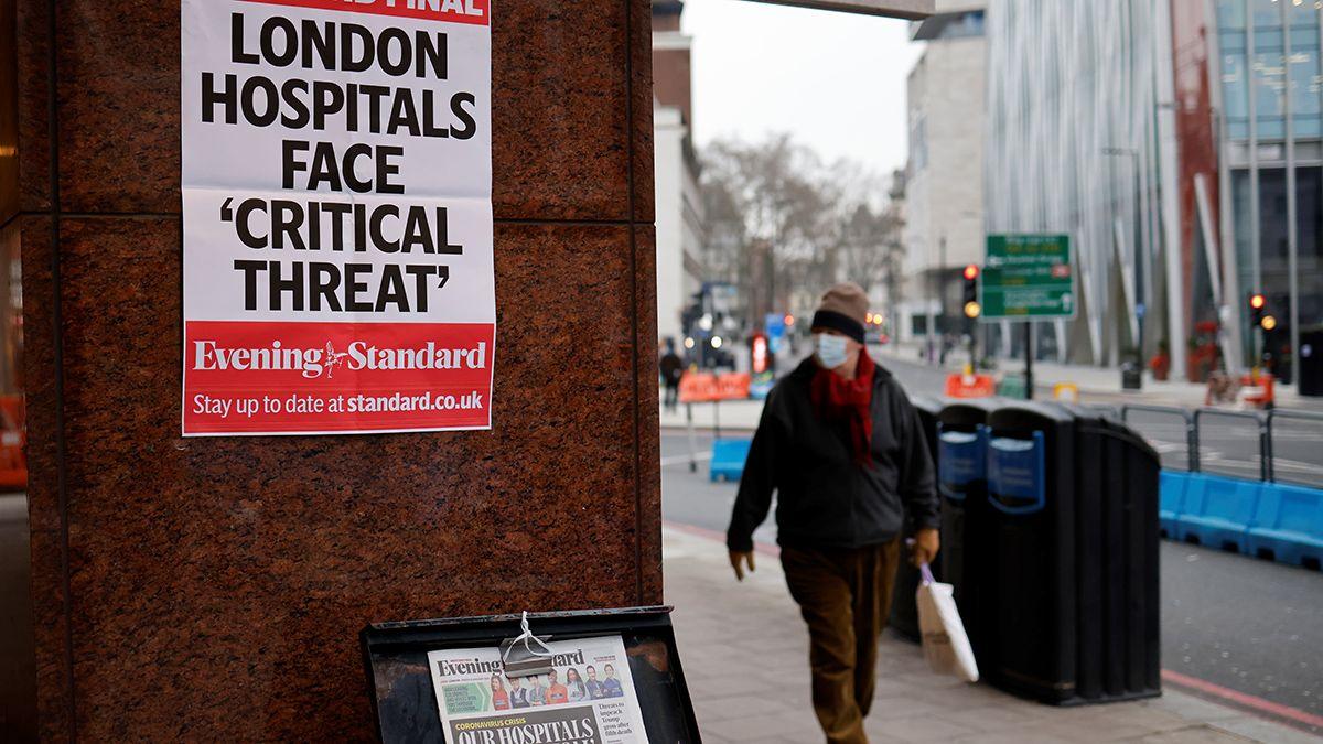 Alarma por la propagación de la cepa india de Covid en el Reino Unido.