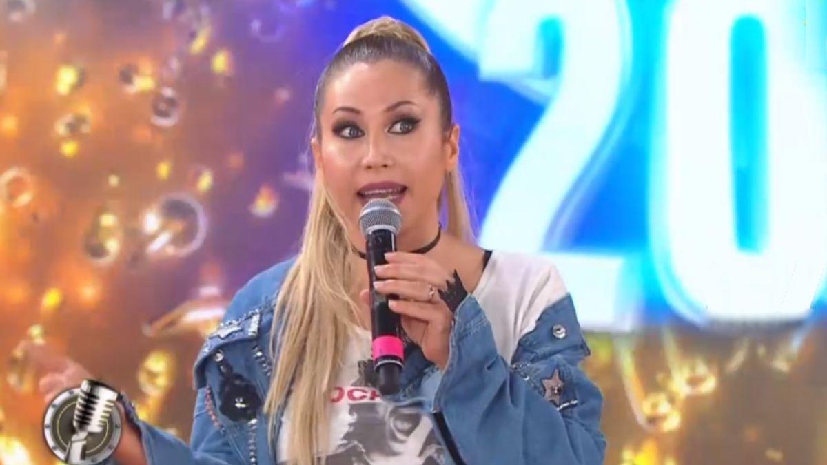Adabel Guerrero fue eliminada del Cantando y explotó: Estoy re caliente