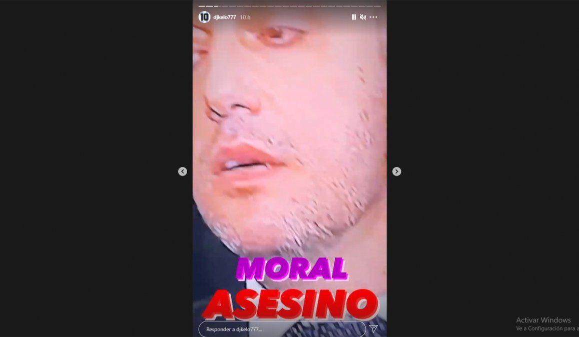 Gianinna Maradona le respondió a Matías Morla, tras su aparición en TV Nostra