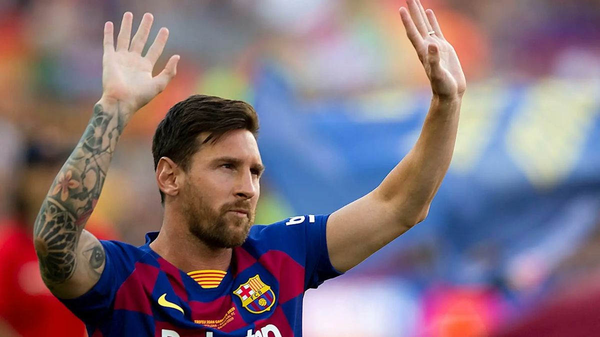 Lionel Messi dará una conferencia de prensa para despedirse del Barcelona.