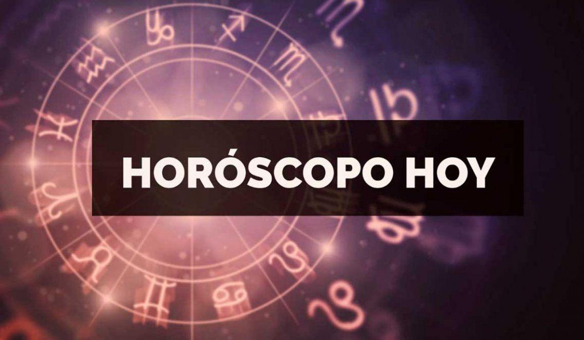 Horóscopo de hoy