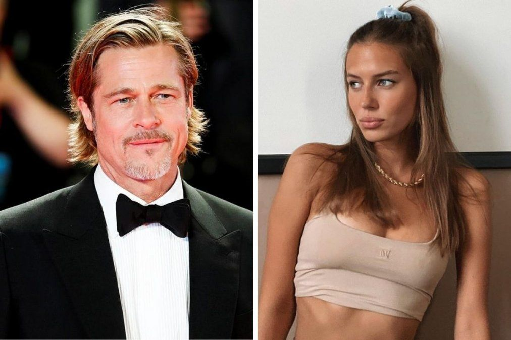 La drástica decisión que tomaron Brad Pitt y Nicole Poturalski