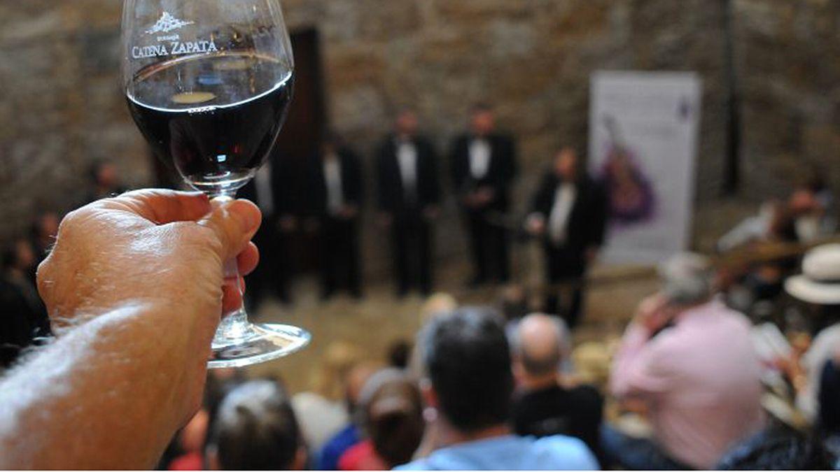 Música Clásica por los Caminos del Vino es uno de los festivales más convocantes de su calendario cultural y turístico.
