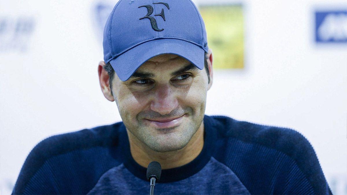 Acusaron a Roger Federer de alterar el ránking