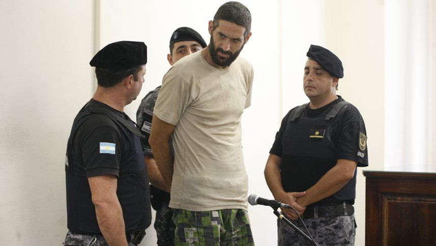 Gil Pereg seguirá preso en Mendoza