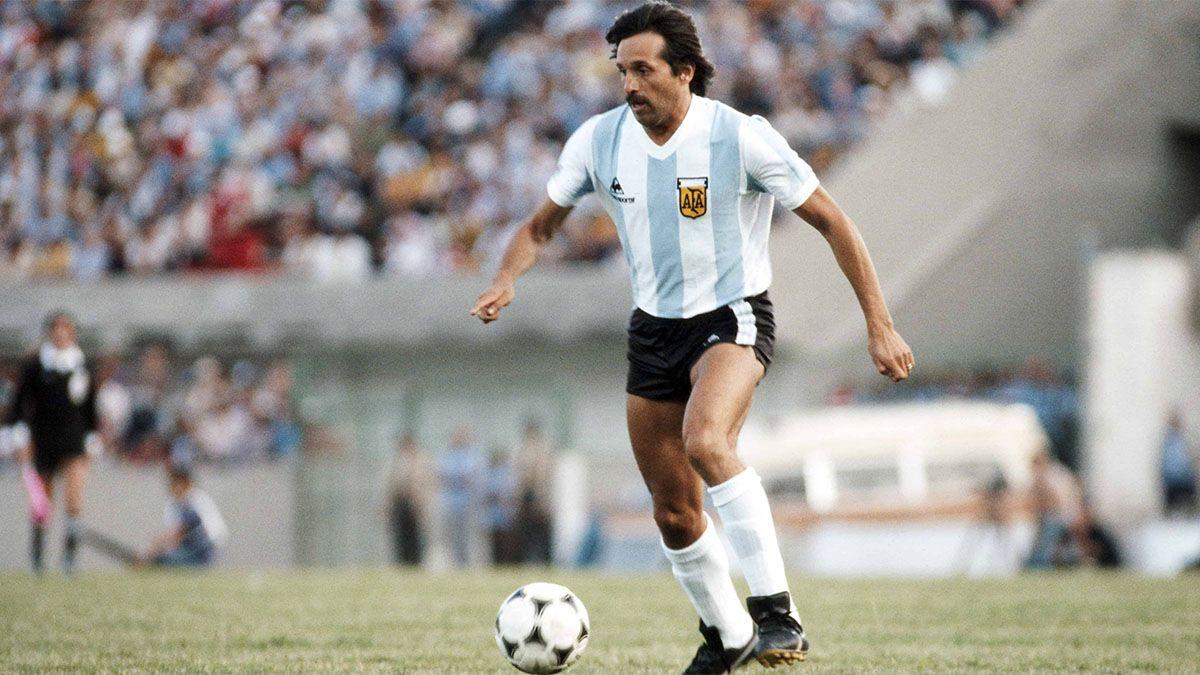 La historia de Leopoldo Jacinto Luque, un talentoso de los 80