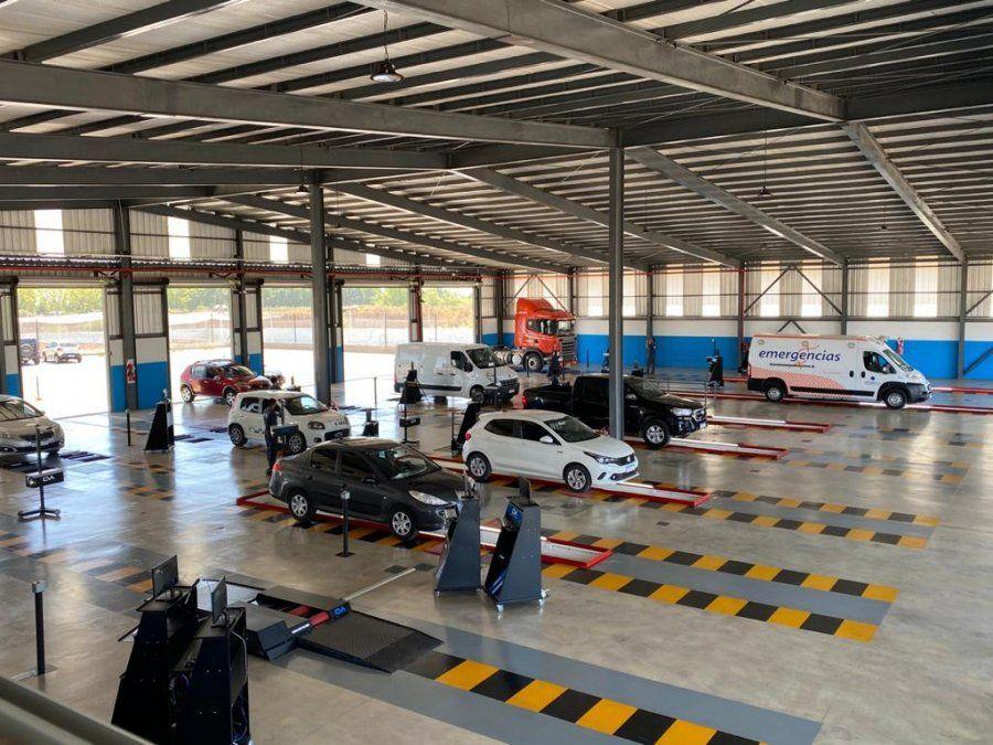 Mendoza: es obligatorio realizar la revisión técnica vehicular.