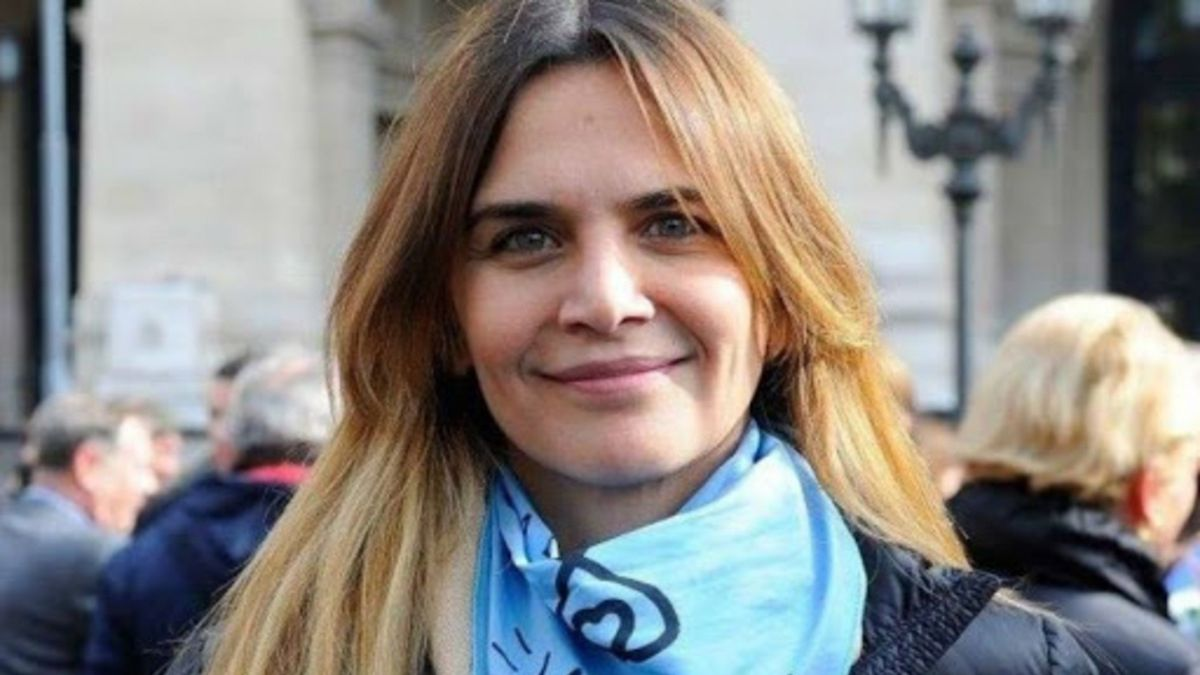 Amalia Granata twitteó contra el aborto.